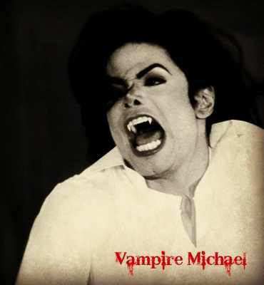 Vampire Michael My Hot Devil